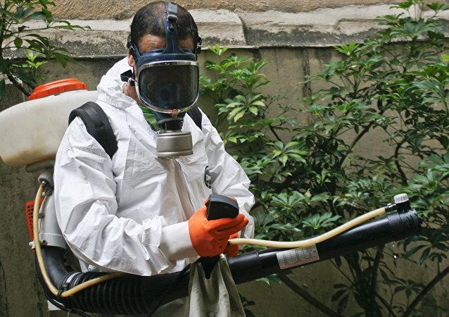 Brasil tem 745,9 mil casos de dengue até 18 de abril, segundo ministério