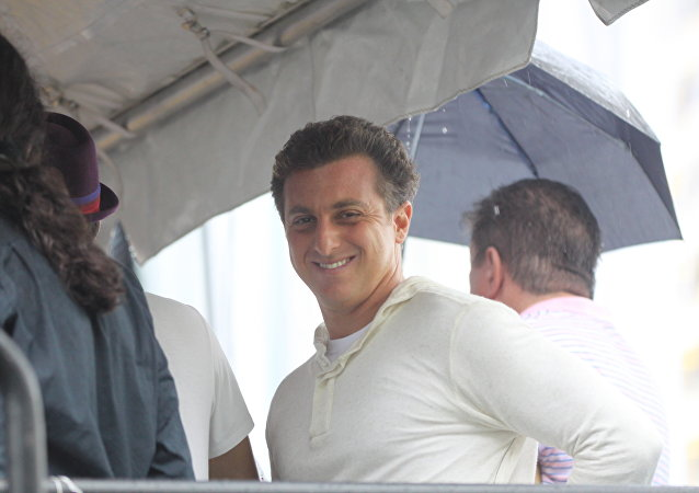 Luciano Huck no Brazilian Day in Miami (foto de arquivo)