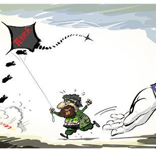 Aquela ajudinha do exterior na montagem de drones terroristas