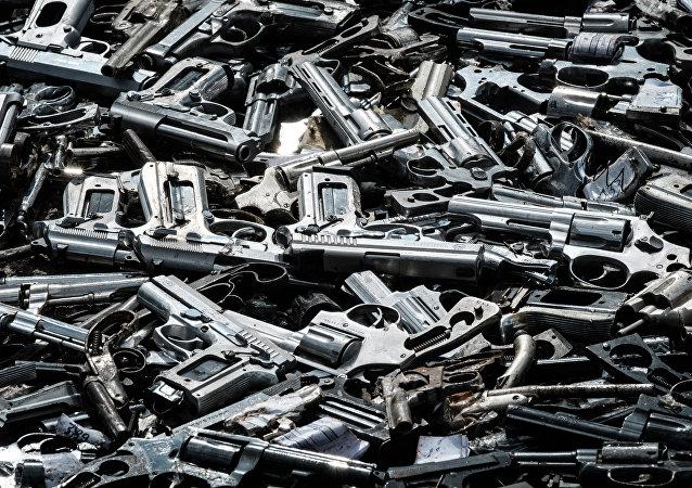 Armas usadas pelo crime organizado chegam pela Tríplice Fronteira, Norte do país e dos EUA