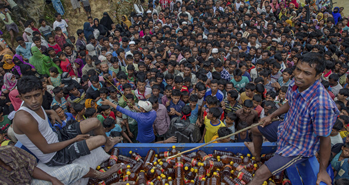 Mianmar faz acordo com Bangladesh para repatriar rohingyas em dois anos