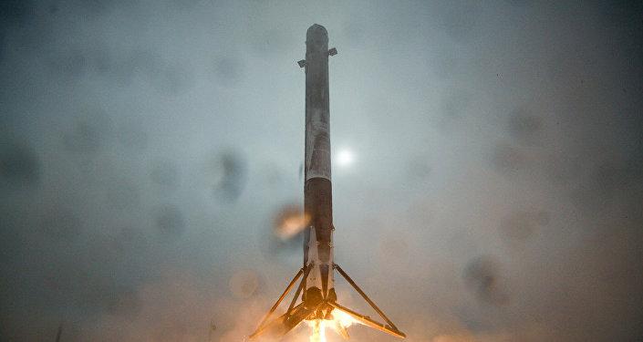 Lançamento do Falcon 9 (foto de arquivo)