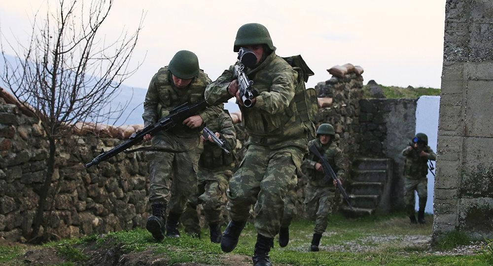 Forças turcas atacam enclave curdo-sírio coincidindo com ameaças de Erdogan