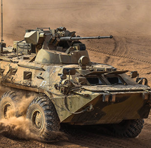 Veículo blindado BTR-82