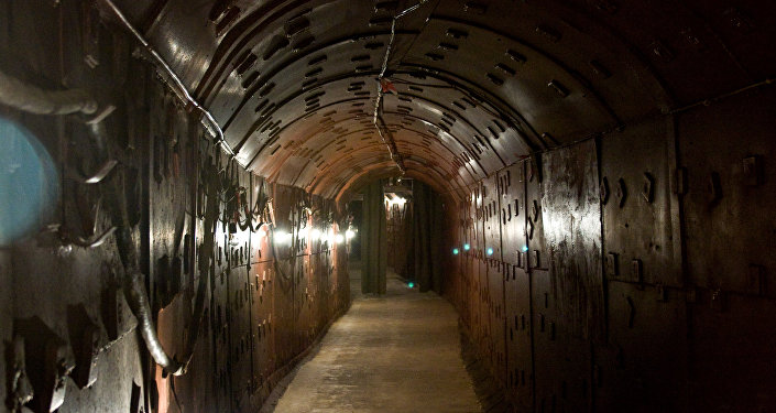 Bunker 42 em Moscou