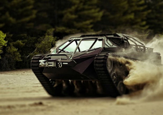 Tanque Ripsaw