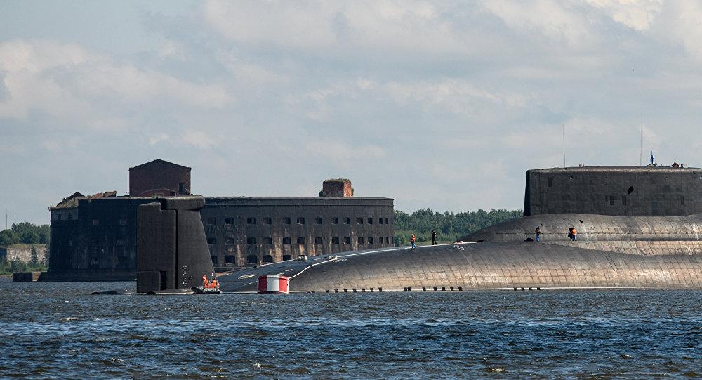 """Fim de uma época: Marinha russa se despede dos maiores """"tubarões"""" submarinos no mundo"""