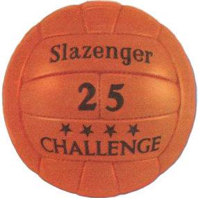 Challenge 4-Star, a última bola antes da era Adidas em Copas do Mundo. Foi utilizada em 1966, na Inglaterra.