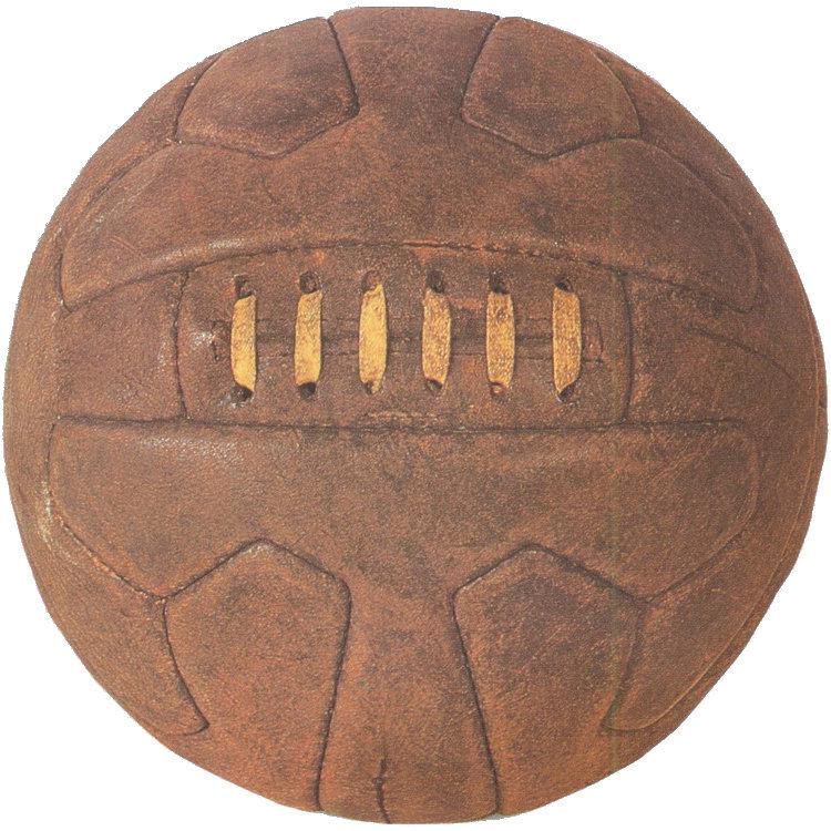 Federale, a bola da Copa do Mundo de 1934, na Itália.