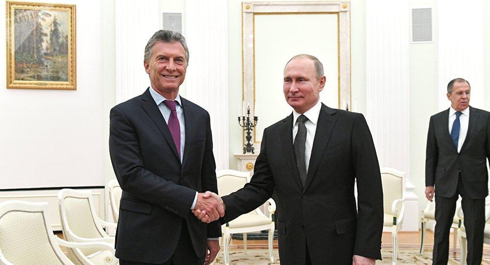 Moscou e Buenos Aires acordam sobre exploração e extração de urânio na Argentina