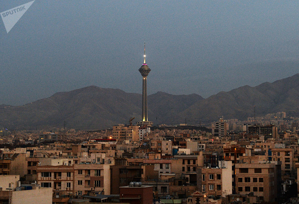 Torre Milad em Teerã