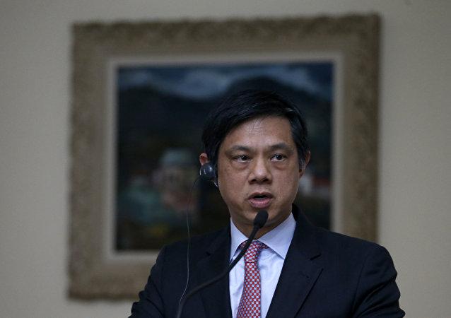 Hoyt Brian Yee, ex-assessor adjundo do secretário de Defesa dos EUA