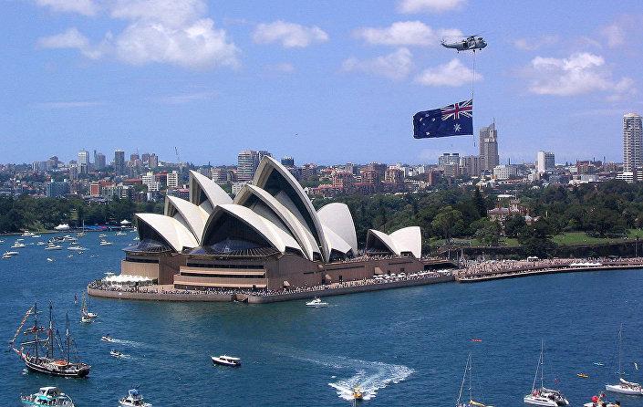 Sydney, a cidade mais populosa de toda a Austrália