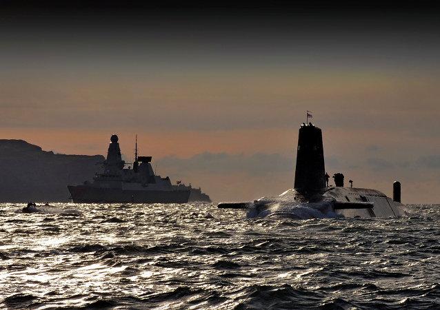 Submarino classe Vanguard