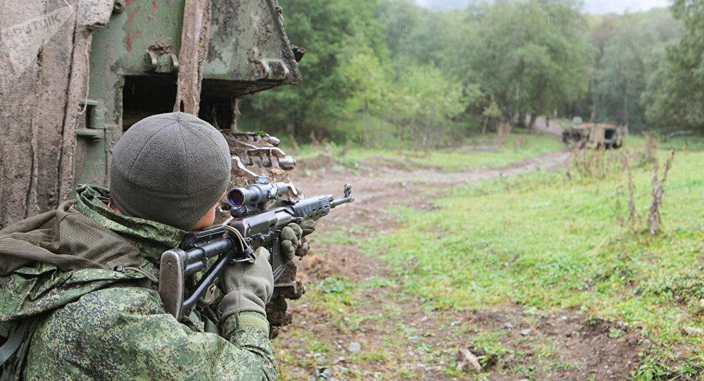 Exercícios militares conjuntos entre Rússia e Paquistão Druzhba 2017