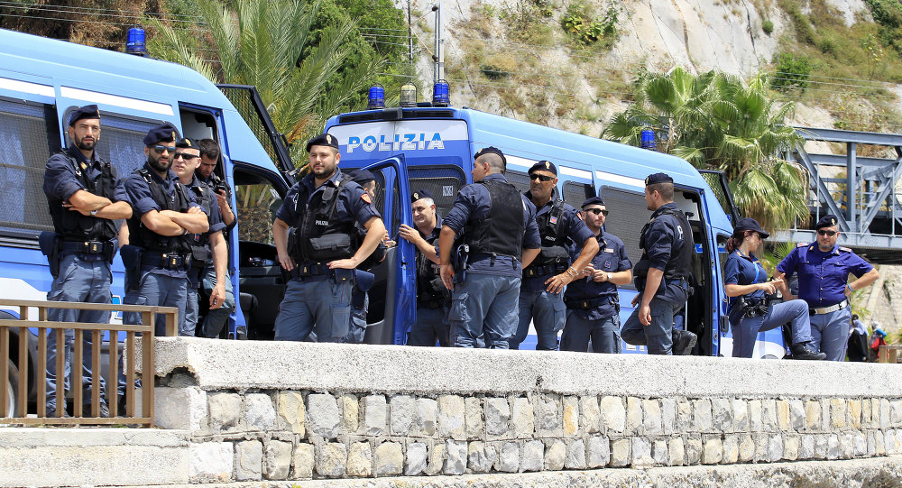 Polícia da Itália