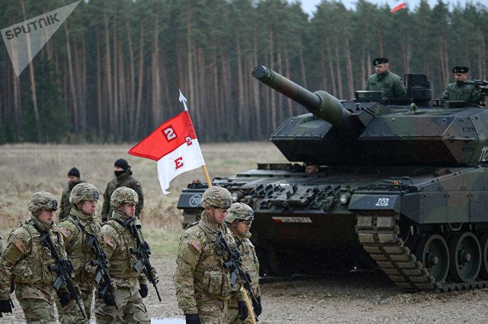 Tanque PT-91 Twardy
