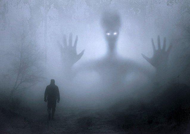 Alienígena (imagem ilustrativa)