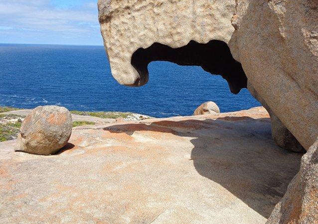Praia australiana (imagem ilustrativa)