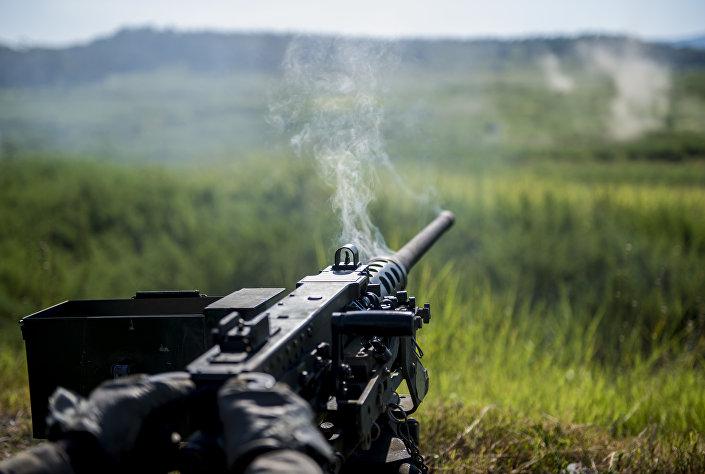 M2 Browning norte-americano