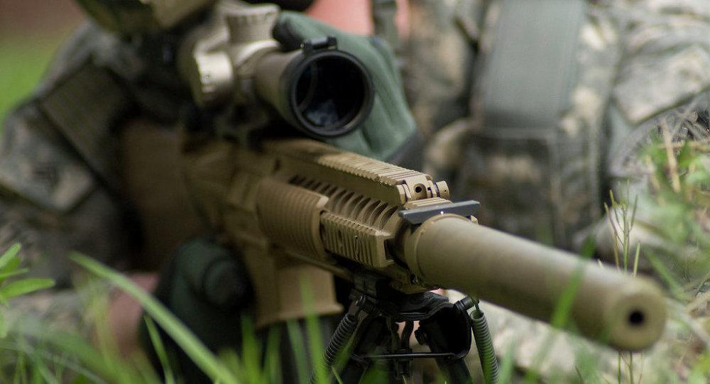 Um franco-atirador