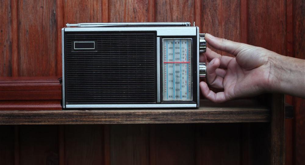 Rádio (imagem ilustrativa)