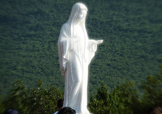 Virgem Maria (imagem de arquivo)