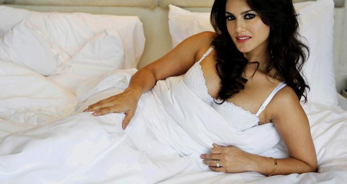 Atriz pornô da Índia, Sunny Leone