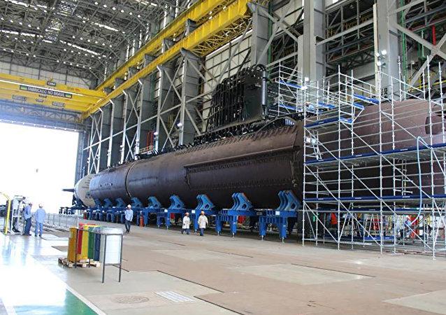 Submarino brasileiro Classe Riachuelo