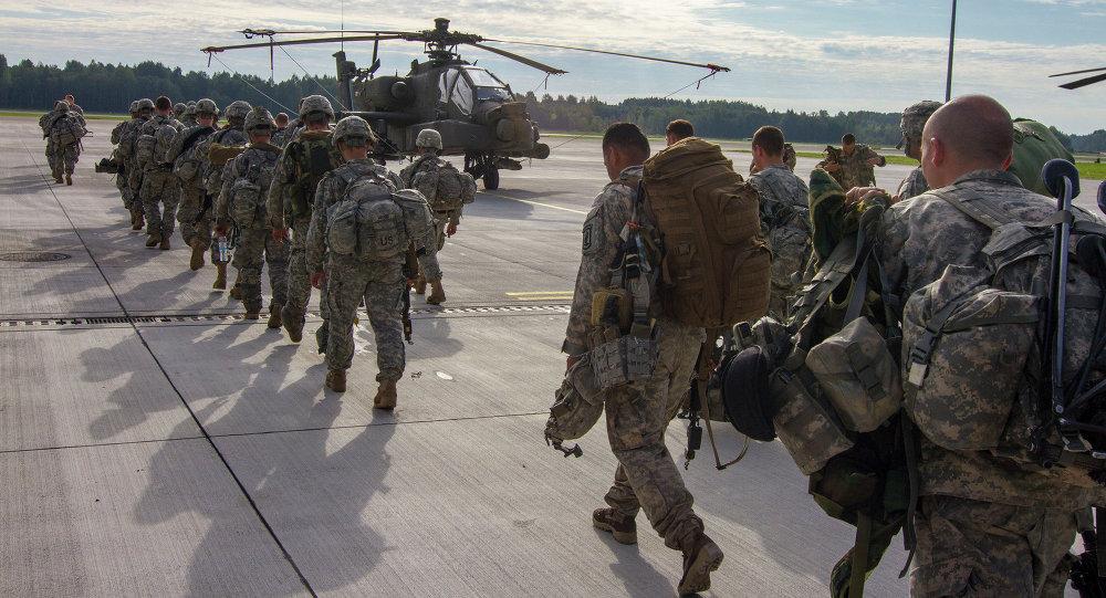 Forças Aéreas da OTAN, paraquedistas