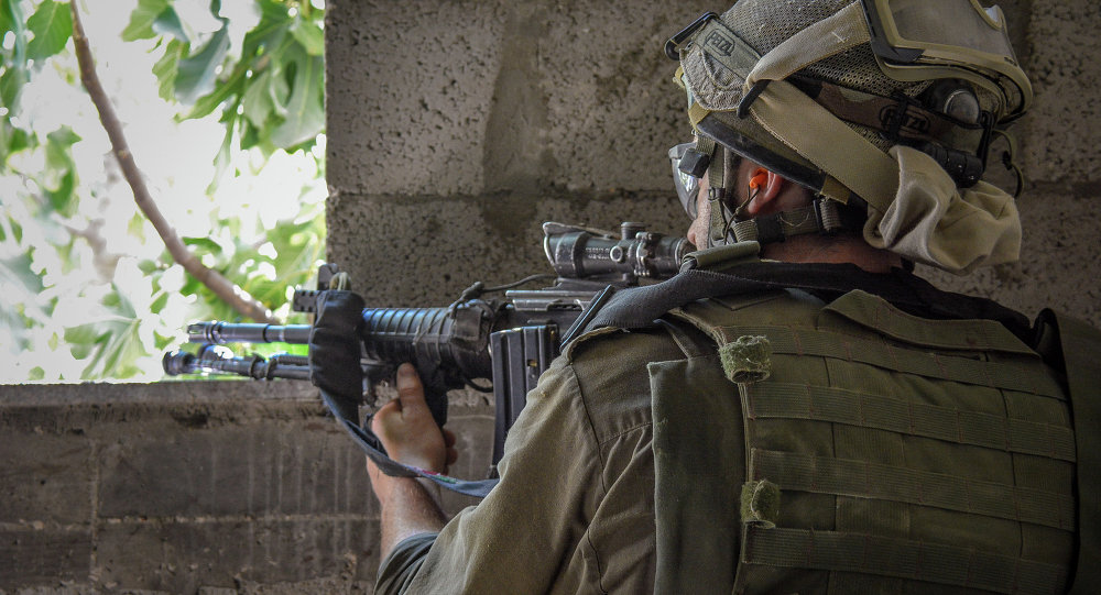 Soldados da IDF