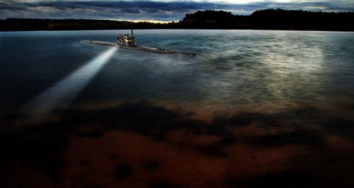 Submarino (imagem referencial)