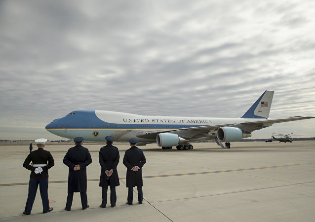 Air Force One (File)