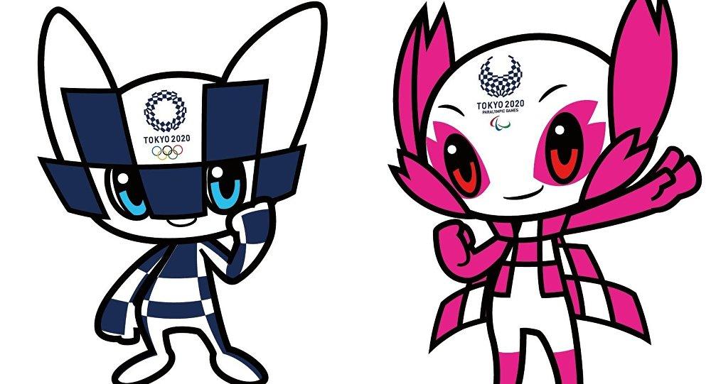 Resultado de imagem para mascotes olimpiadas japao
