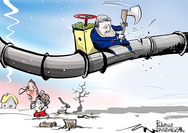 Quando o dinheiro não importa – só para não negociar com Rússia