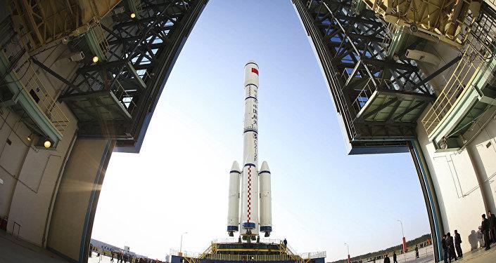 Estação espacial chinesa deve cair na Terra em breve