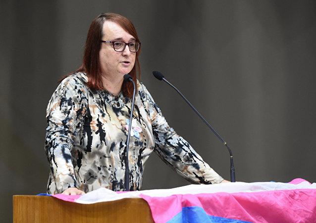 Vereadora Luísa Stern (PT)