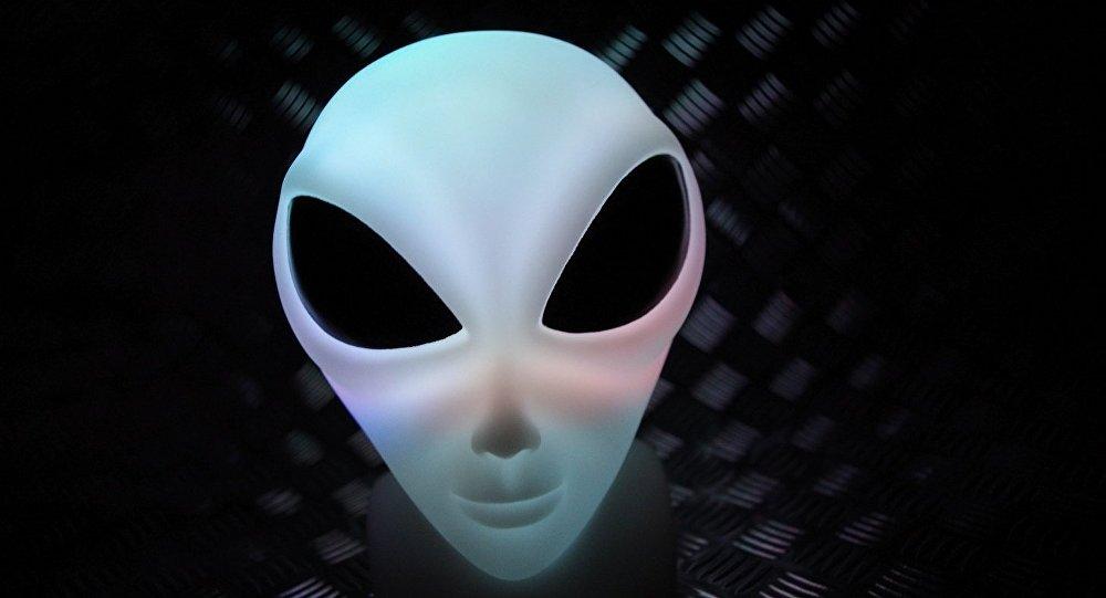 Um extraterrestre (foto referencial)