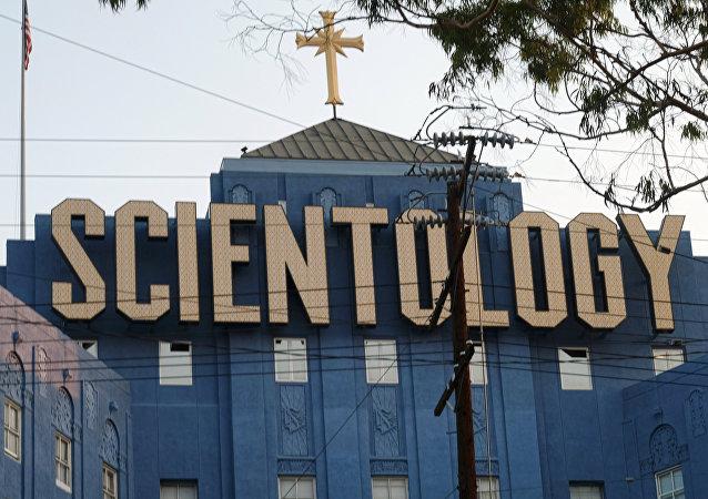 Igreja da Cientologia em Los Angeles (foto de arquivo)