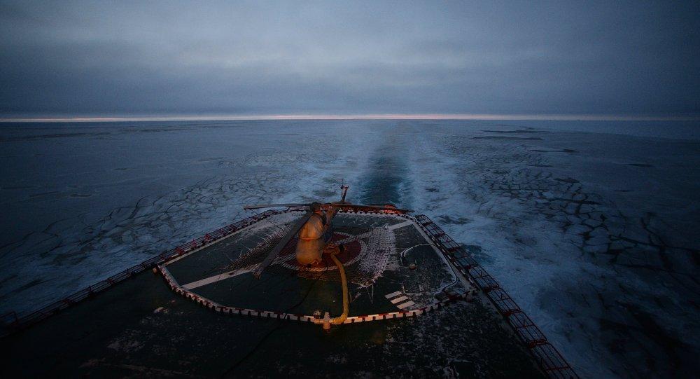 Expedição ao Pólo Norte