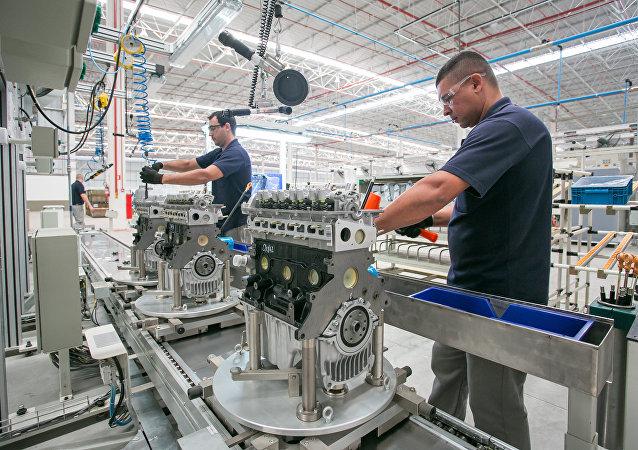 Fábrica da Chery em Jacareí (SP), um dos muitos investimentos chineses feitos no Brasil