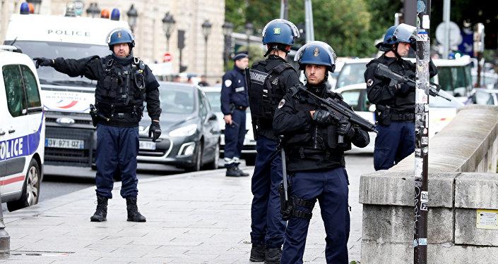 Polícia francesa (foto de arquivo)