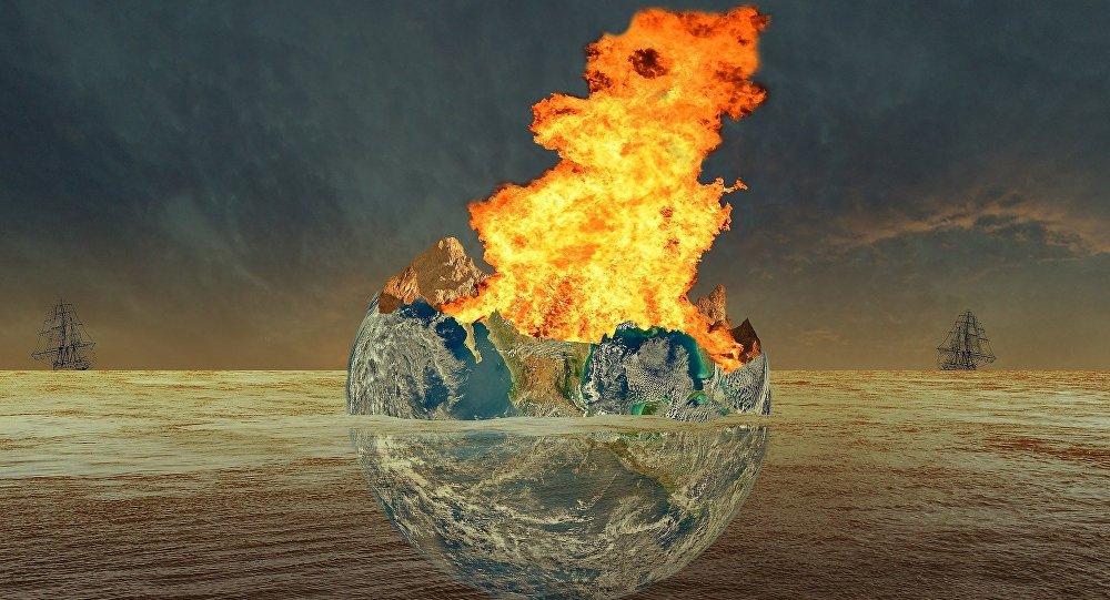 Apocalipse (ilustração artística)