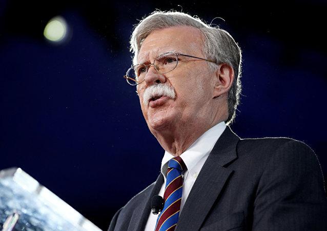 Ex-embaixador dos EUA na ONU John Bolton