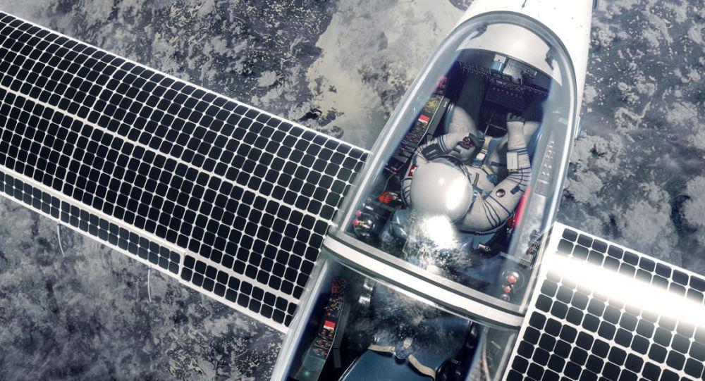 Avião suíço SolarStratos, movido a energia solar, para voos à estratosfera
