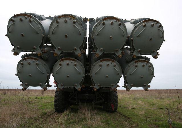 Sistema de mísseis de defesa costeira Bal