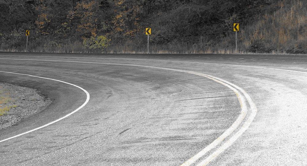Estrada (imagem referencial)