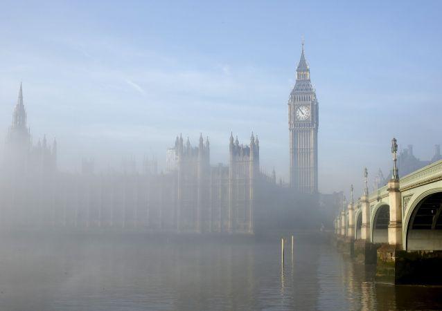 Londres em 11 de dezembro de 2013.