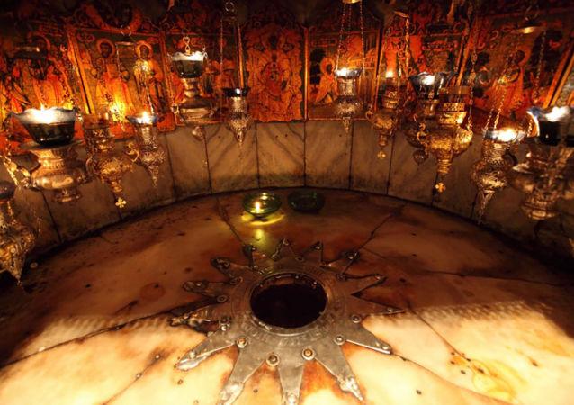 Basílica de Nascimento de Jesus