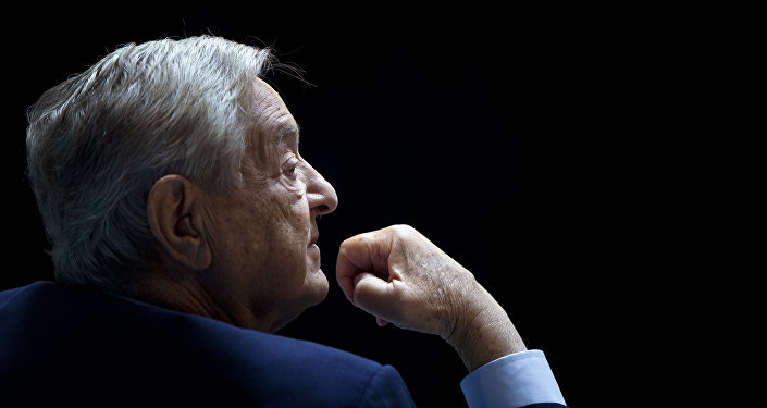 George Soros, multimilionário estadunidense